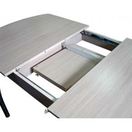 Механизмы для раздвижных столов Тип крепеж