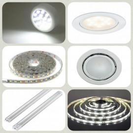 ОСВЕТИТЕЛЬНОЕ ОБОРУДОВАНИЕ Тип Мебельный светильник, Точечный светильник