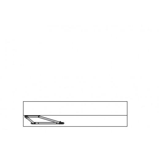 Механизм трансформации № 498 без пружин