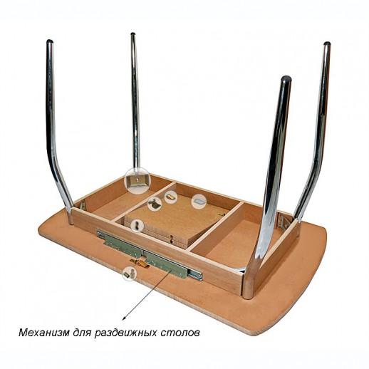 Механизм ТД 35/ 800 SB для раздвижных столов