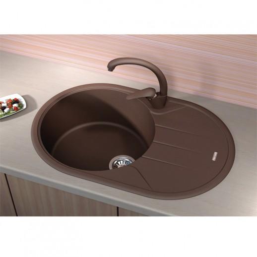 Кухонная мойка Лотос 780, Флорентина