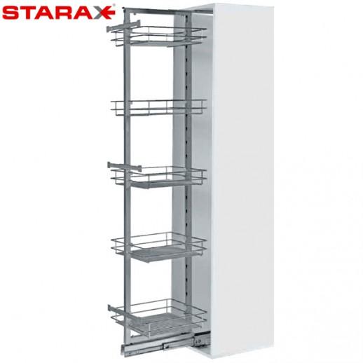Шкаф-колонна в базу на 400 мм, STARAX