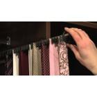 Вешалка для галстуков выдвижная J0101