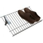 Кронштейн для крепления сетчатых полок в виде обувницы