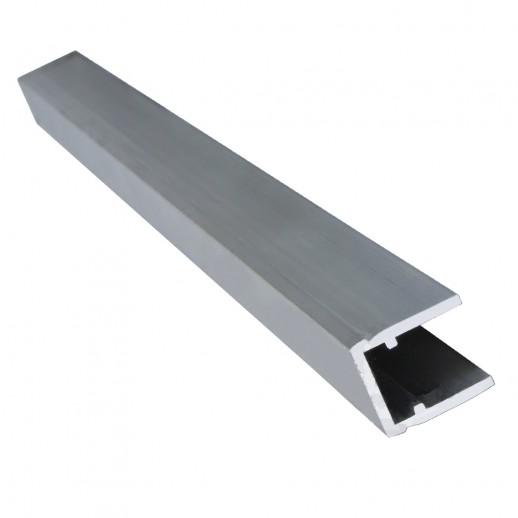 Направляющая нижняя ZMA 10 мм