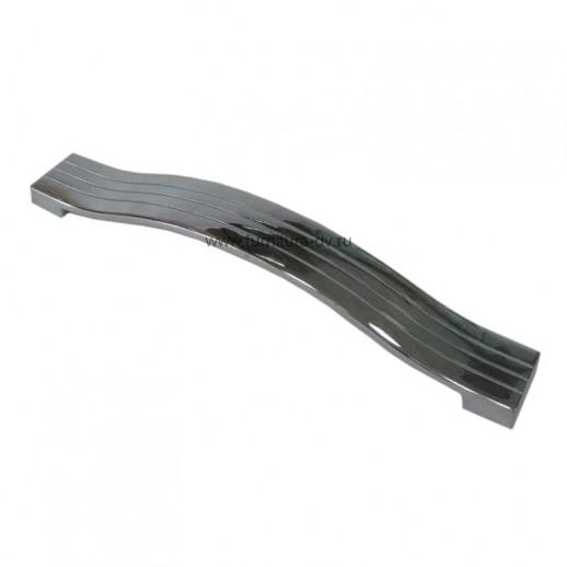 Ручка-скоба Metax АК-128-02 хром
