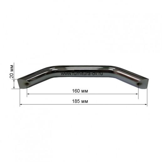 Ручка-скоба Metax SM-160
