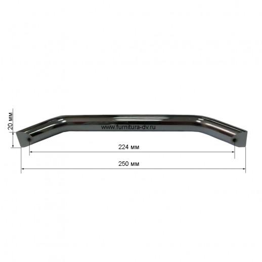 Ручка-скоба Metax SM-224