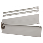 Метабокс 400*86 мм, белый