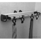 Вешалка для галстуков выдвижная  J0102