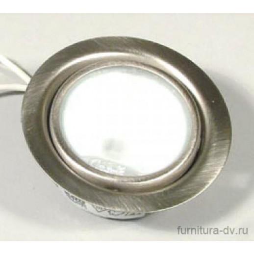Мебельный светильник FT9251 (никель)