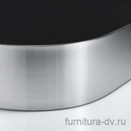 Закругление цоколя (алюминий) h=100мм, L=1.18м