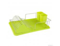 Сушка настольная для посуды (хром), LE -138