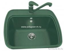 """Кухонная мойка """"Polygran"""" F-11"""