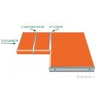 Планка торцевая 28 LB/DU  (левая, правая)