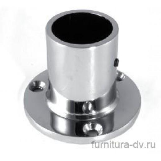 Розетка круглая Д=25 мм